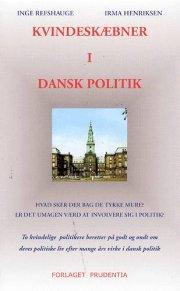 kvindeskæbner i dansk politik - bog