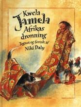 kwela jamela, afrikas dronning - bog