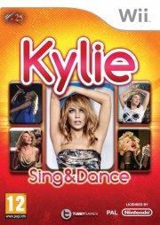 kylie: sing & dance - wii
