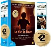 la vie en rose / blindness / what doesn't kill you - Blu-Ray