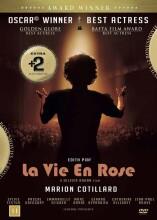 la vie en rose / the deal / the contract - DVD