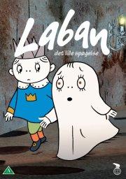 laban det lille spøgelse 1 - DVD
