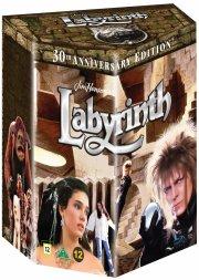 labyrinth: 30 års jubilæums udgave - gavesæt - Blu-Ray