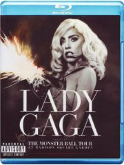 lady gaga - the monster ball tour - at madison square garden - Blu-Ray