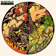 blues pills - lady in gold  - Cd+Dvd