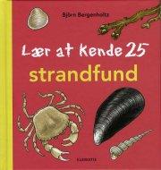 lær at kende 25 strandfund - bog