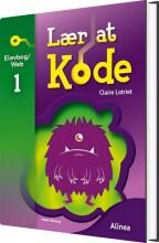 lær at kode 1, elevbog/web - bog