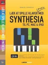 lær at spille klaver med synthesia - bog