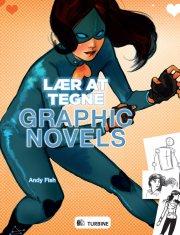 lær at tegne graphic novels - bog