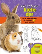 lær at tegne kæledyr - bog