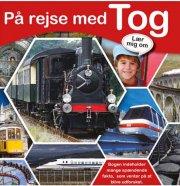 lær mig om - tog - bog