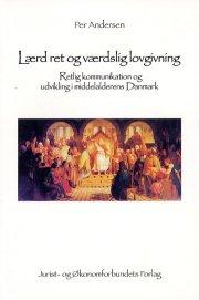 lærd ret og verdslig lovgivning - bog