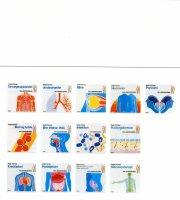 lærebog for lægesekretærer - 13 bind samlet - bog