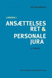 lærebog i ansættelsesret og personalejura - bog