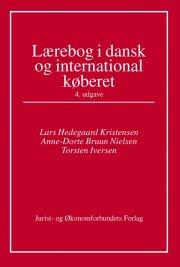 lærebog i dansk og international køberet - bog