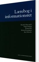 lærebog i informationsret - bog