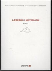 lærebog i matematik - bind 1 - bog