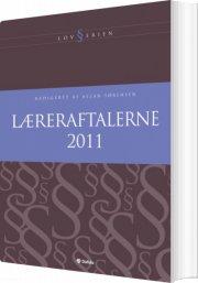 læreraftalerne 2011 - bog