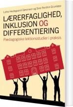 lærerfaglighed, inklusion og differentiering - bog