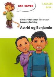 lærervejledning til astrid og benjamin - bog