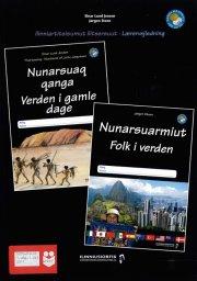 lærervejledning til verden i gamle dage / folk i verden - bog