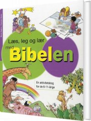 læs, leg og lær med bibelen - bog