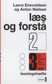 læs og forstå 2, 3 løsningshæfte - bog