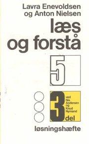 læs og forstå 5, 3 løsningshæfte - bog