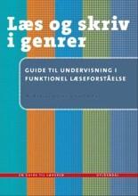 læs og skriv i genrer - guide til undervisning i læseforståelse - lærerhæfte - bog
