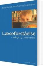 læseforståelse - indsigt og undervisning - bog