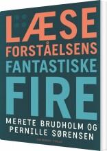 læseforståelsens fantastiske fire - bog