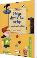 læselyst og læseforståelse, helge der ik' ku' vælge, lærervejledning - bog