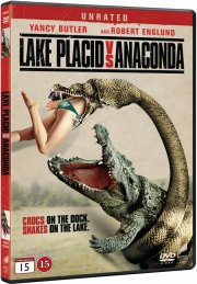 lake placid vs. anaconda - DVD