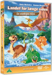 landet for længe siden 14 - de modiges rejse - DVD