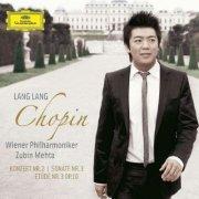 lang lang - chopin - cd