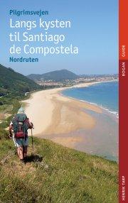 langs kysten til santiago de compostela - bog