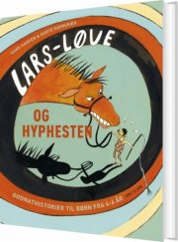 lars løve og hyphesten. godnathistorier for de 4-6-årige - bog