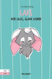 lars - den lille, glade kanin - bog