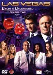 las vegas - sæson 2 - DVD