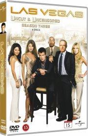 las vegas - sæson 3 - DVD