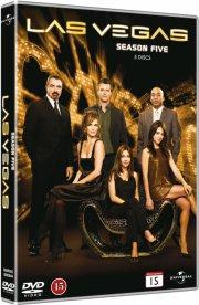 las vegas - sæson 5 - DVD