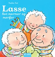 lasse hos mormor og morfar - bog
