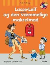 lasse-leif og den virkelig væmmelige makrelmad - bog