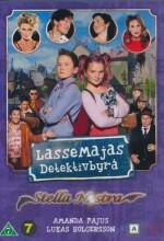 lassemajas detektivbyrå - stella nostra - DVD