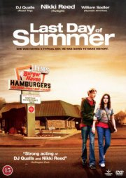 last day of summer - DVD