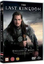 last kingdom - sæson 1 - DVD
