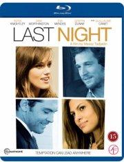 last night - Blu-Ray