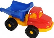lastbil til sandkasse - sandlegetøj - Udendørs Leg