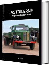 lastbilerne - vejens arbejdsmænd - bog