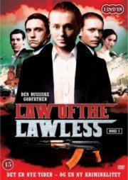 law of the lawless - den russiske godfather - box 1 - DVD